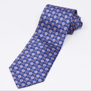 Authentic Faberge Men's Silk Neck Tie Des.n.00212